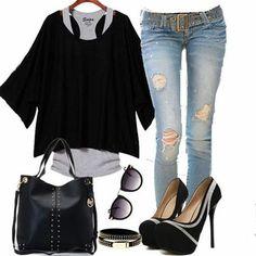 Street Wear, Fashion outfits