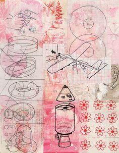 Collage by Randel Plowman