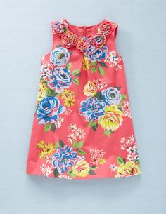 Pretty Printed Dress from Boden USA
