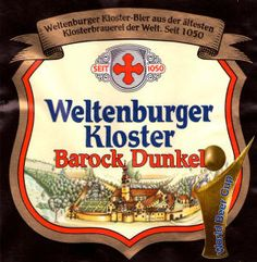 This beer is really growing on me - Weltenburger Kloster Barock Dunkel
