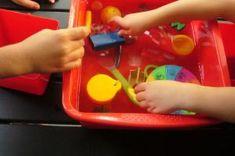 Esperimenti scientifici con l'acqua