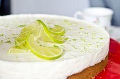 Key Lime Pie Moussetårta