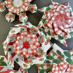 Use this Tea Bag Folding Pattern Template as your guide for using printed paper found in the marketplace. Tea Bag Folding can be expensive when...