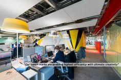Google Office Interior | Google's New Office In Dublin google office designs – Interior ...