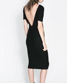 Backless Dress $80