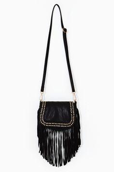 Crossroad Fringe Bag