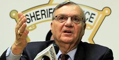 Sheriff Joe launches into USURPER SOETORO's birth certificate – again After 55 years in law enforcement, 'I think I know a fraudulent document'  Read more at http://www.wnd.com/2015/07/sheriff-joe-affirms-obamas-birth-certificate-fake/#f8TLUZgYuo9ME6Ci.99