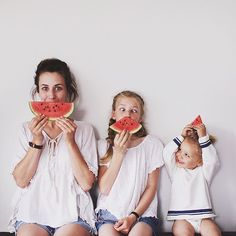 Daughter-melon   I have a new post up over on the blog tonight (link in bio) and it's an insight into why, now that our renovations are almost finished, I won't be running down the aisle in a hurry.