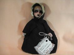Gomora+Demon+Child+Doll+Creepy+Victorian+Doll+by+SecretsOfTheAttic