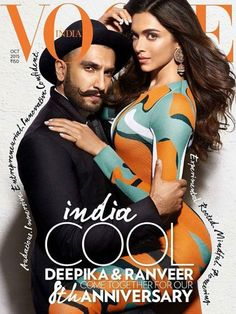 The sexiest Jodi of Bollywood, Deepika Padukone & Ranveer Singh at Vogue India magazine cover shoot! Deepika Padukone Hot, Deepika Ranveer, Ranveer Singh, Bollywood Actors, Bollywood News, Bollywood Celebrities, Bollywood Girls, Bollywood Fashion, Outfit Essentials