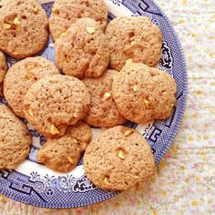 The Handmade Dress: Apple Cinnamon Cookies