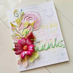 Crafting Fun: Card Making / Thank You
