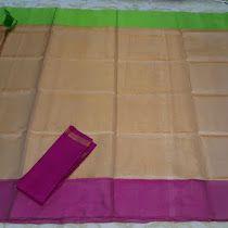 Half White Uppada Tissue Sarees | Buy Online Sarees