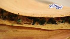Gram Flour, Food Videos, Recipies, Tasty, Leaves, Cheese, Popular, Breakfast, Healthy