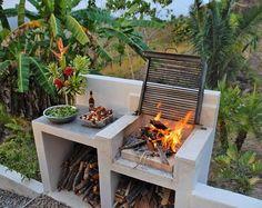Small Patio Ideas On A Budget, Budget Patio, Design Grill, Patio Design, Barbecue Design, Backyard Patio, Backyard Landscaping, Landscaping Ideas, Backyard Ideas