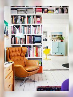 Color | Michael Paul, Greg Cox and Jenny Brandt for Elle Decor.