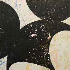 Rainer Gross, Mickey 2012, oil and pigment on canvas