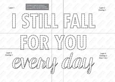 All of me loves all of you string art template string art i still fall for you every day string art template maxwellsz