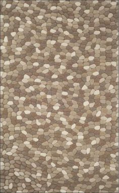 Gallia Pom Pom Neutral rug from TheSimpleLifeDecor.com.