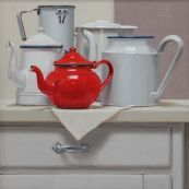 Paolo Quaresima (Merano, n. Painting Still Life, Still Life Art, Hyper Realistic Paintings, Still Life Photos, Tea Art, Art Graphique, Realism Art, Still Life Photography, Whimsical Art