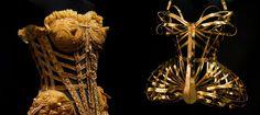 adoro FARM - a moda-arte de gaultier