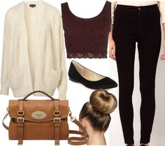 Fall Clothes 2014 Back To School High Schools Outfits Fall