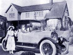 Charlie Chaplin home