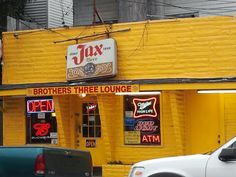 Brothers III Lounge - Uptown - New Orleans, LA Touted as a great dive bar.