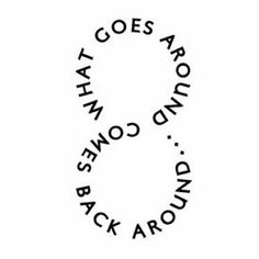 What goes around...  Pay It Forward..........