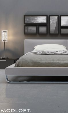 Modern stylish bedroom furniture collections from top-rated Italian and European manufacturers! Shop for beds & bedding nightstands dressers & chests Armoires and related furnishings. Minimal Bedroom, Stylish Bedroom, Modern Bedroom, Contemporary Bedroom, Minimal Living, Modern Contemporary, Contemporary Kitchens, Modern Living, Bedroom Sets