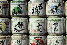 JAPAN - Sake barrels | Flickr - Photo Sharing!