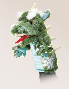 Dragon Stage Puppet from Folkmanis Puppets