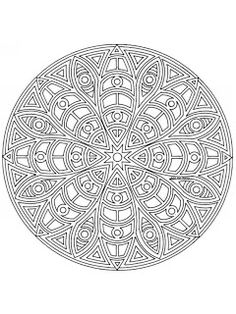 Best Mandala Coloring Pages Find This Pin And More