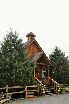 Smokey Ridge Wedding Chapel Honeymoon Lodges Ceremony Free Our