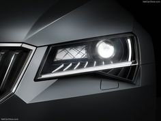 Skoda Superb 2015 Headlights