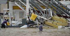 #DESTACADAS:  Puerto Rico evacua a más de 70 mil personas - INFO7 Noticias