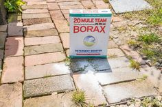 How To Clean With Borax – Country Diaries Borax Cleaning, Household Cleaning Tips, Cleaning Recipes, House Cleaning Tips, Cleaning Hacks, Household Cleaners, Bathroom Cleaning, Cleaning Supplies, Bathroom Hacks