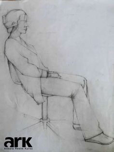 Drawing and picture works - Body Art Drawing Body Poses, Gesture Drawing, Anatomy Drawing, Guy Drawing, Life Drawing, Drawing People, Body Anatomy, Art Drawings For Kids, Art Drawings Sketches