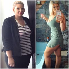 Great success story! Read before and after fitness transformation stories from women and men who hit weight loss goals and got THAT BODY with training and meal prep. Find inspiration, motivation, and workout tips | 37 Pounds Lost: Lift heavy, your body will love it!