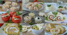 ANTIPASTI FREDDI PER CAPODANNO ricette facili e veloci per non stare troppe ore in cucina, tartine, creme e salse, e tante altre ricette golose