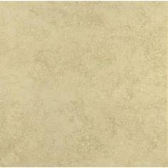 Marazzi earth sand 18 in x 18 in glazed ceramic floor for Lamosa ceramic tile