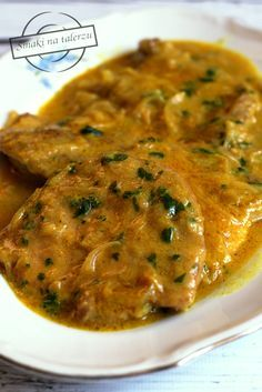 Baked Chicken Recipes, Pork Recipes, Mexican Food Recipes, Cooking Recipes, Food Experiments, Pork Dishes, Food Hacks, Good Food, Easy Meals