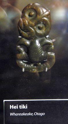 VIII. Otago Museum: Maori exhibits - fergusmurraysculpture.com