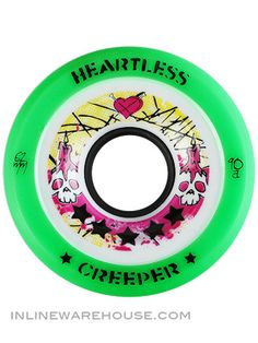 Derby Creepers from Heartless Wheels