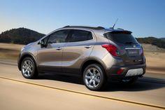 GM объявила о Buick Encore и Opel/Vauxhall Mokka