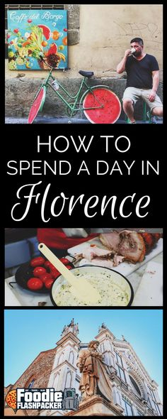 I left Florence with a newfound appreciation of the city and the knowledge I'll return, hopefully sooner rather than later, to further explore the city. #foodie #travel #coffee #florence #italy #24hours