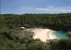 Secluded: Jeeva Beloam is the only decent resort in the area. It occupies a stunning private coast facing the island of ...