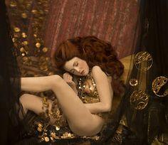 zetchilli.pl: Klimt jak żywy, czyli fotograficzna interpretacja dzieł artysty