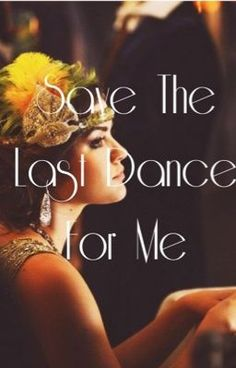 """You should read """"Save The Last Dance For Me"""" on #wattpad #romance http://w.tt/1kYxK9C"""