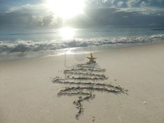 Google Image Result for http://us.123rf.com/400wm/400/400/pohod/pohod1209/pohod120900016/15487931-christmas-tree-drawn-in-sand-at-the-beach-holiday-concept.jpg